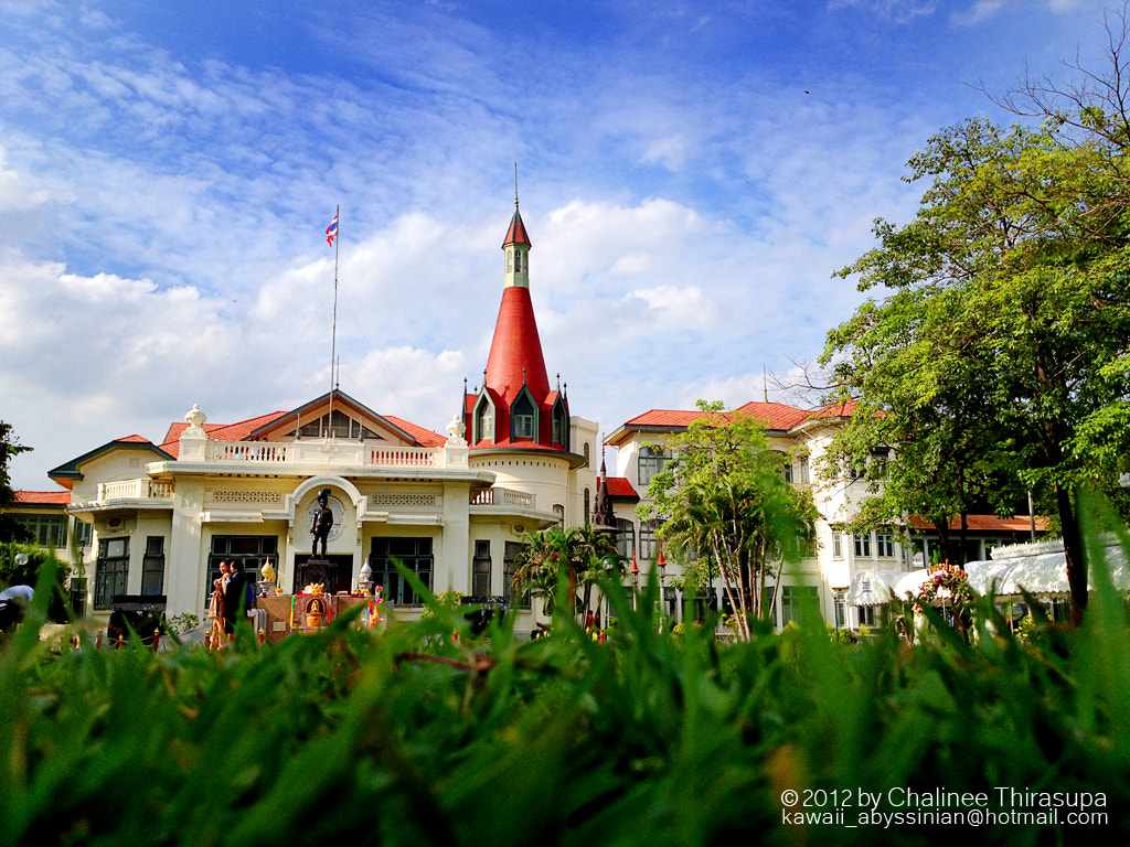 Photograph 'Phya Thai Palace' by Chalinee Thirasupa on 500px