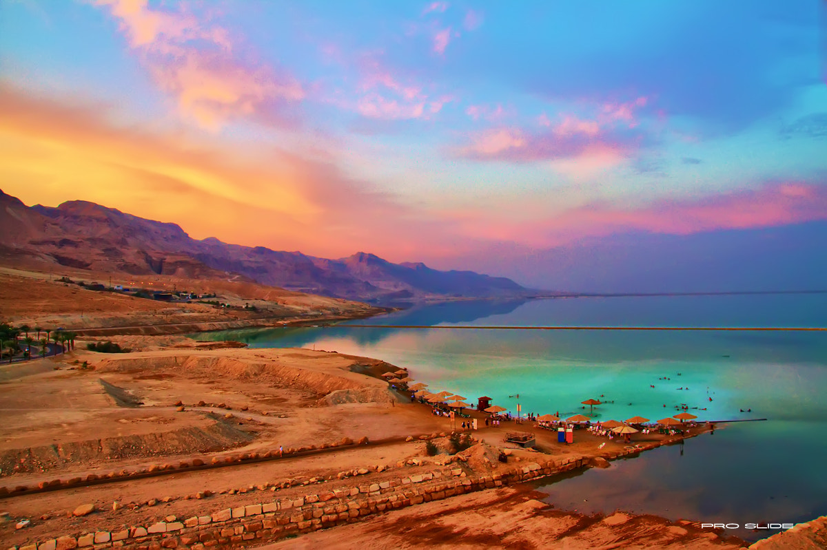 Photograph The Dead Sea by Jim Jonsson on 500px