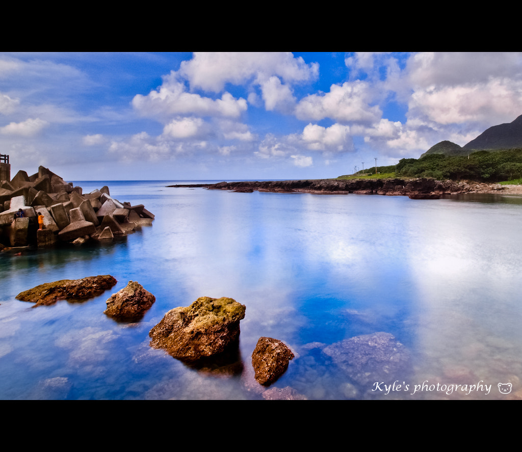 Photograph 4 rocks by Kyle Lin on 500px