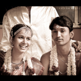 the wedding ceremony in india by Falcon Fotography (FalconFotography)) on 500px.com