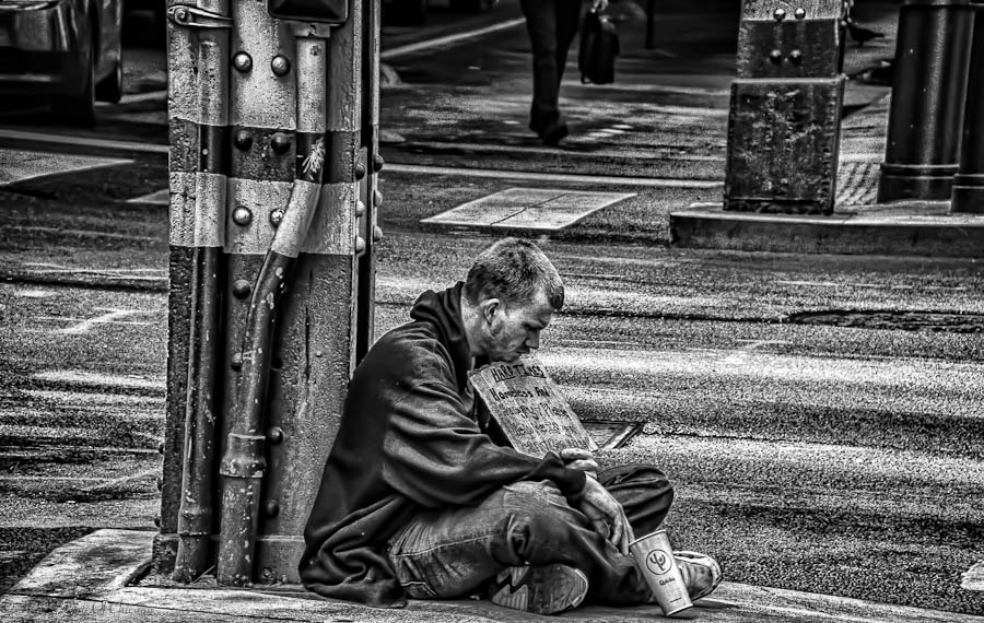 Photograph World With No Color by Bryant Feaster on 500px