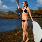 ������, ������: Fall Afternoon SUP