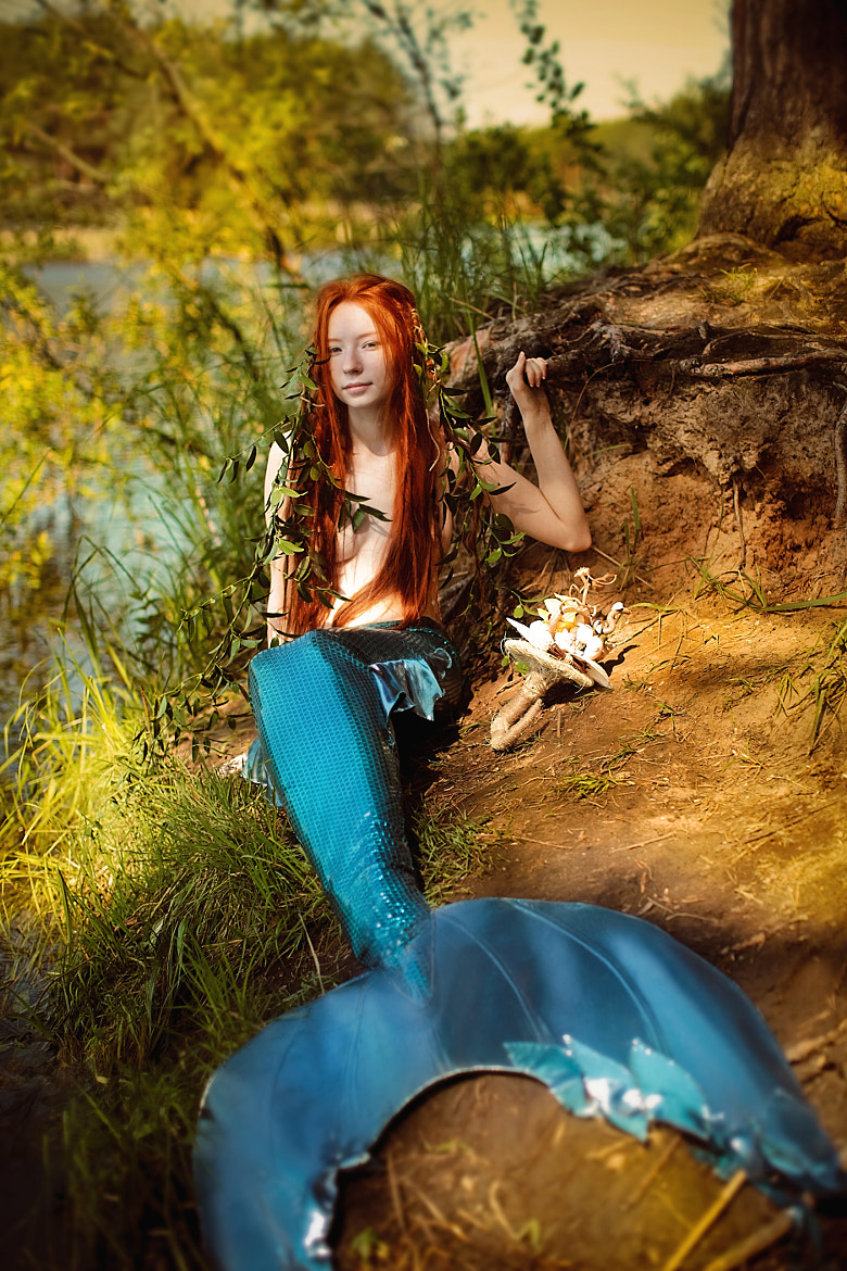 Photograph mermaid by Елена Напорова on 500px