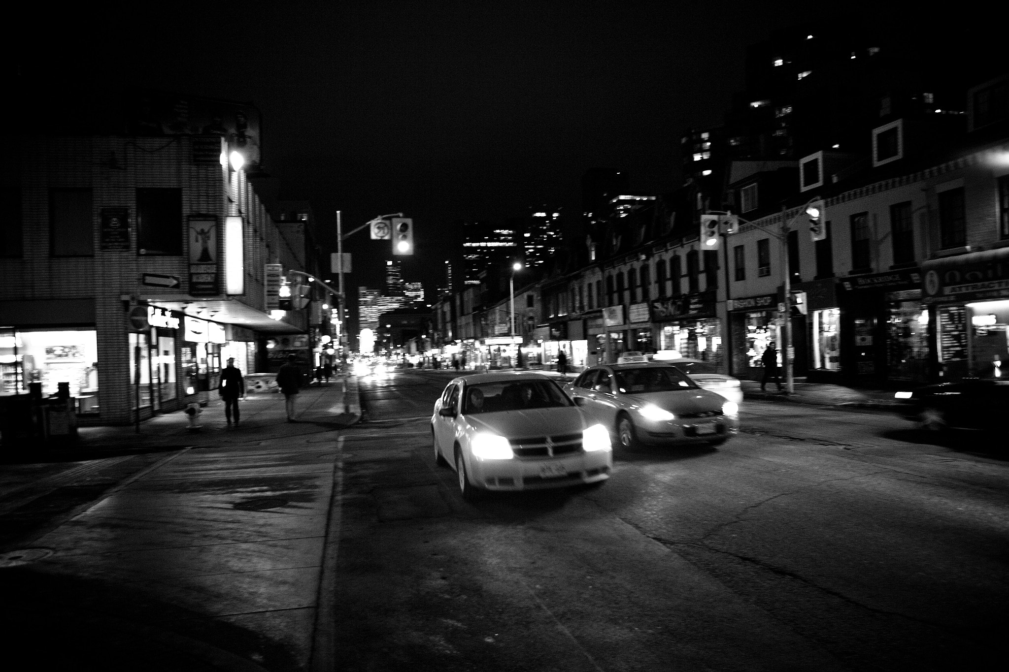 Photograph Yonge Street, Toronto by Chris Gruggen on 500px