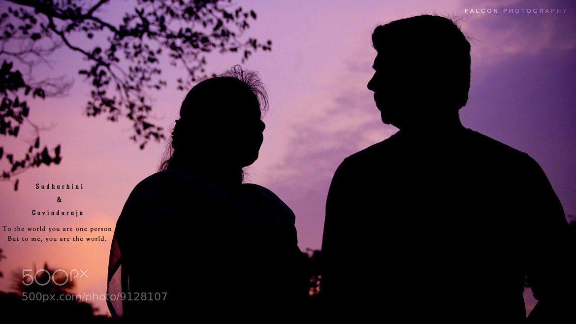 Photograph silhoutte by Falcon Fotography on 500px