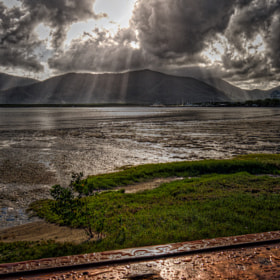 Rays of Light in Cairns