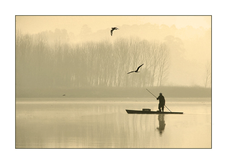 Photograph Fisherman of Dreams by António Marciano on 500px