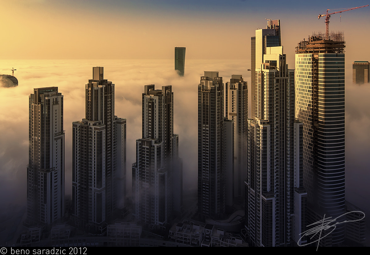 Photograph Business Bay by Beno Saradzic on 500px