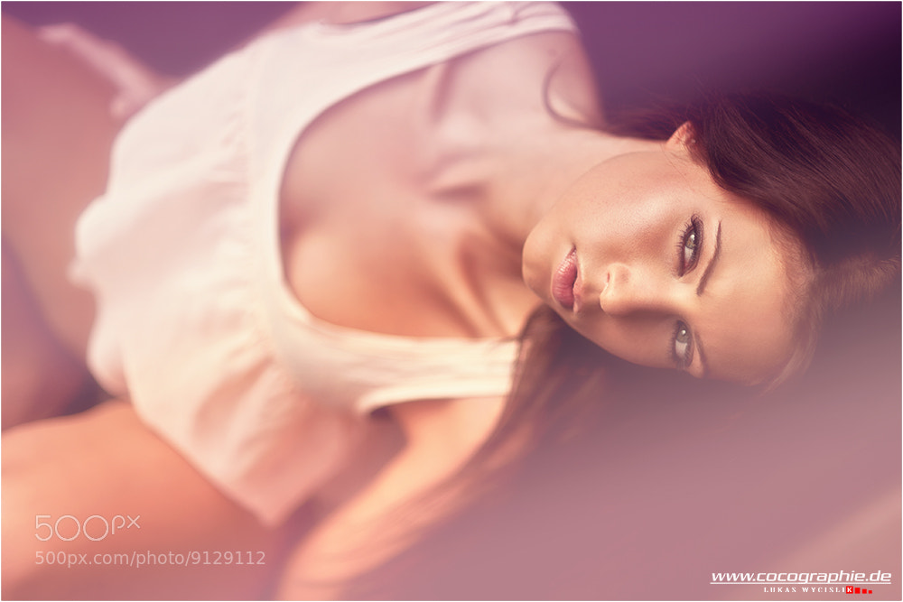 Photograph Jana by cocographie. de on 500px
