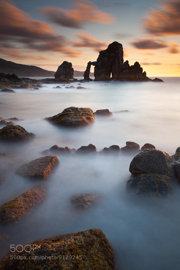 Photograph Quiet rocks by Andoni Lamborena on 500px
