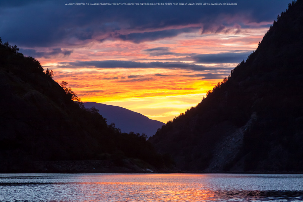 Photograph Sognefjord by Vincent Pijpers on 500px