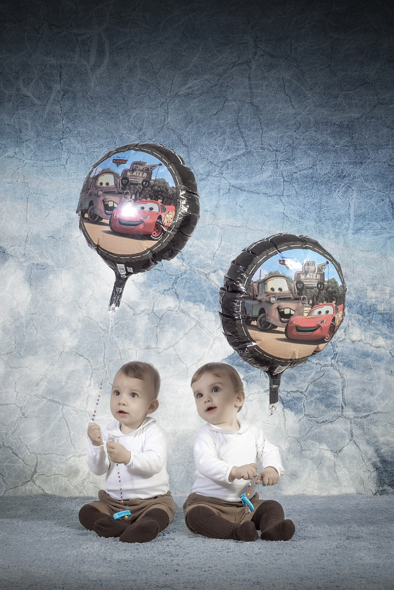 Photograph Globos by Daniel Sánchez Aguado on 500px