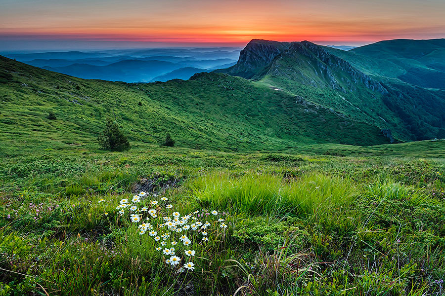 Photograph Goat's Wall ridge by Evgeni Dinev on 500px