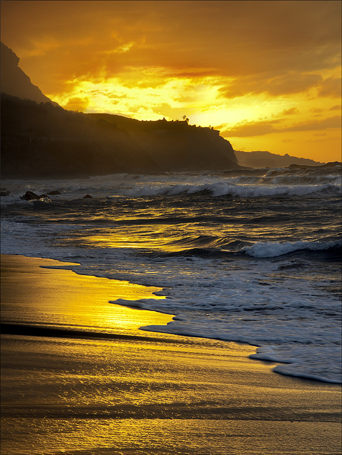 Photograph Golden Lights                                              by Victor Lopez on 500px