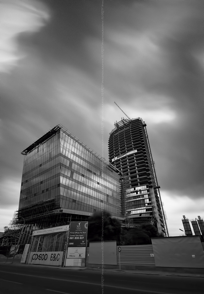 Photograph Under Construction Building! by Mardy Suong Photography on 500px