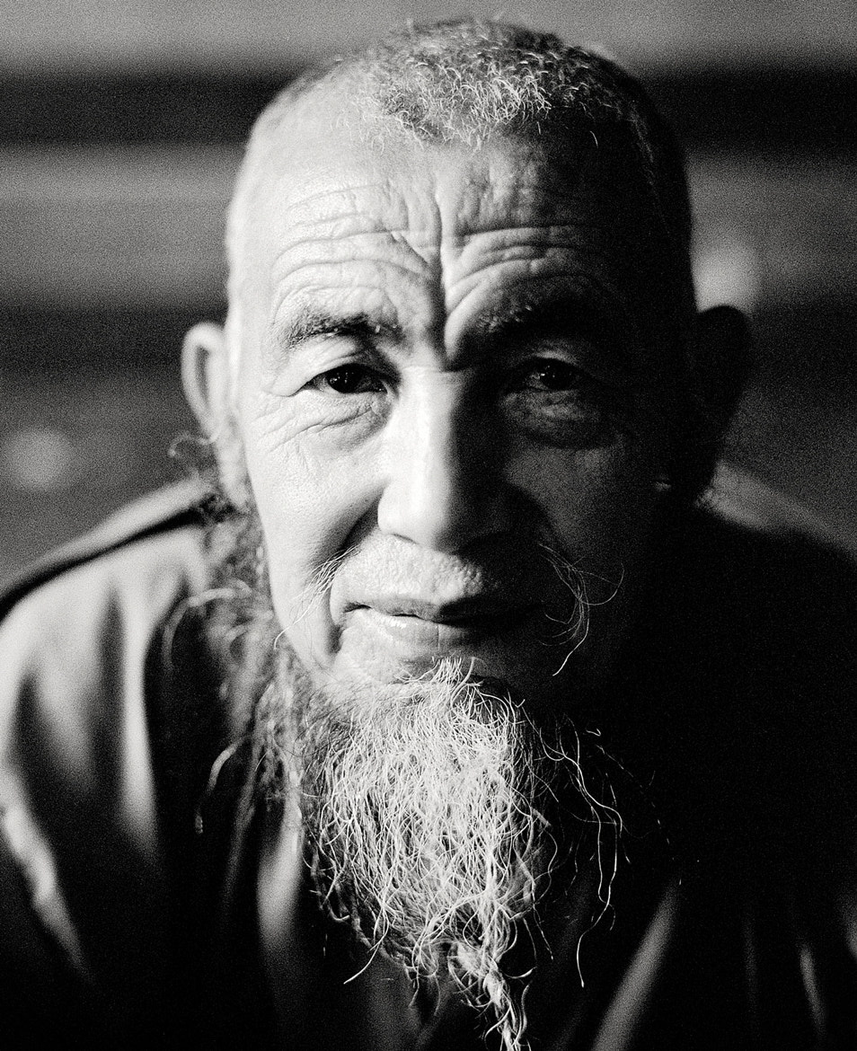 Photograph Monk, Tibet by Roy Zipstein on 500px