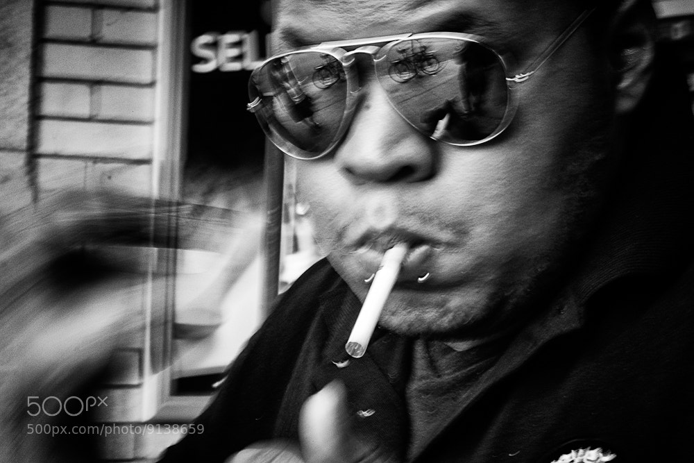 Photograph When I Am Feeling Blur by Gabor E. Nagy on 500px