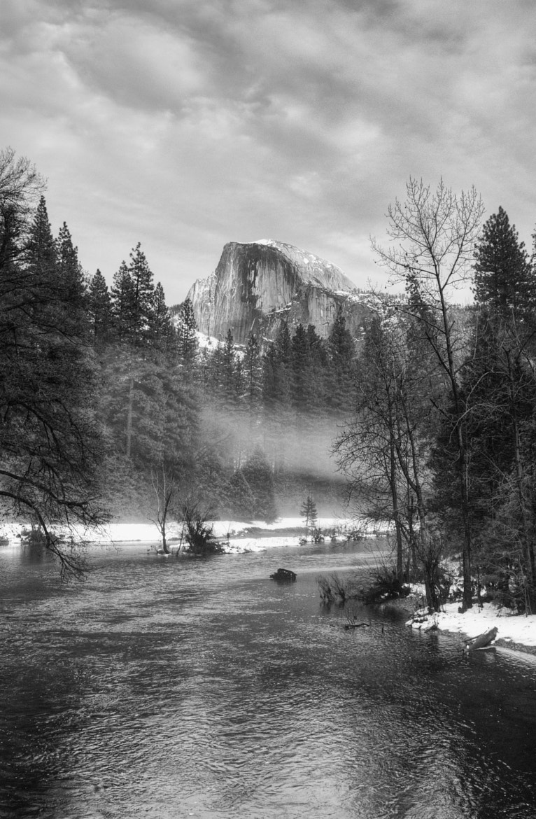 Photograph Half dome by Nathan Sanchez on 500px