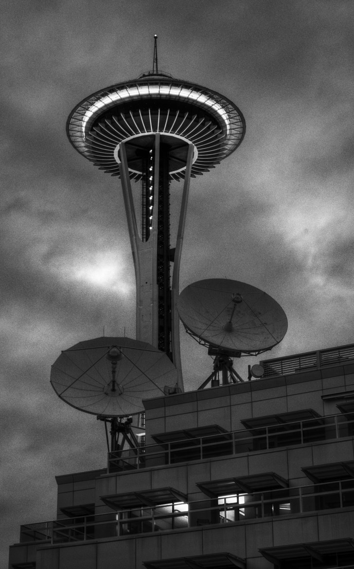 Photograph Needle by Nathan Sanchez on 500px