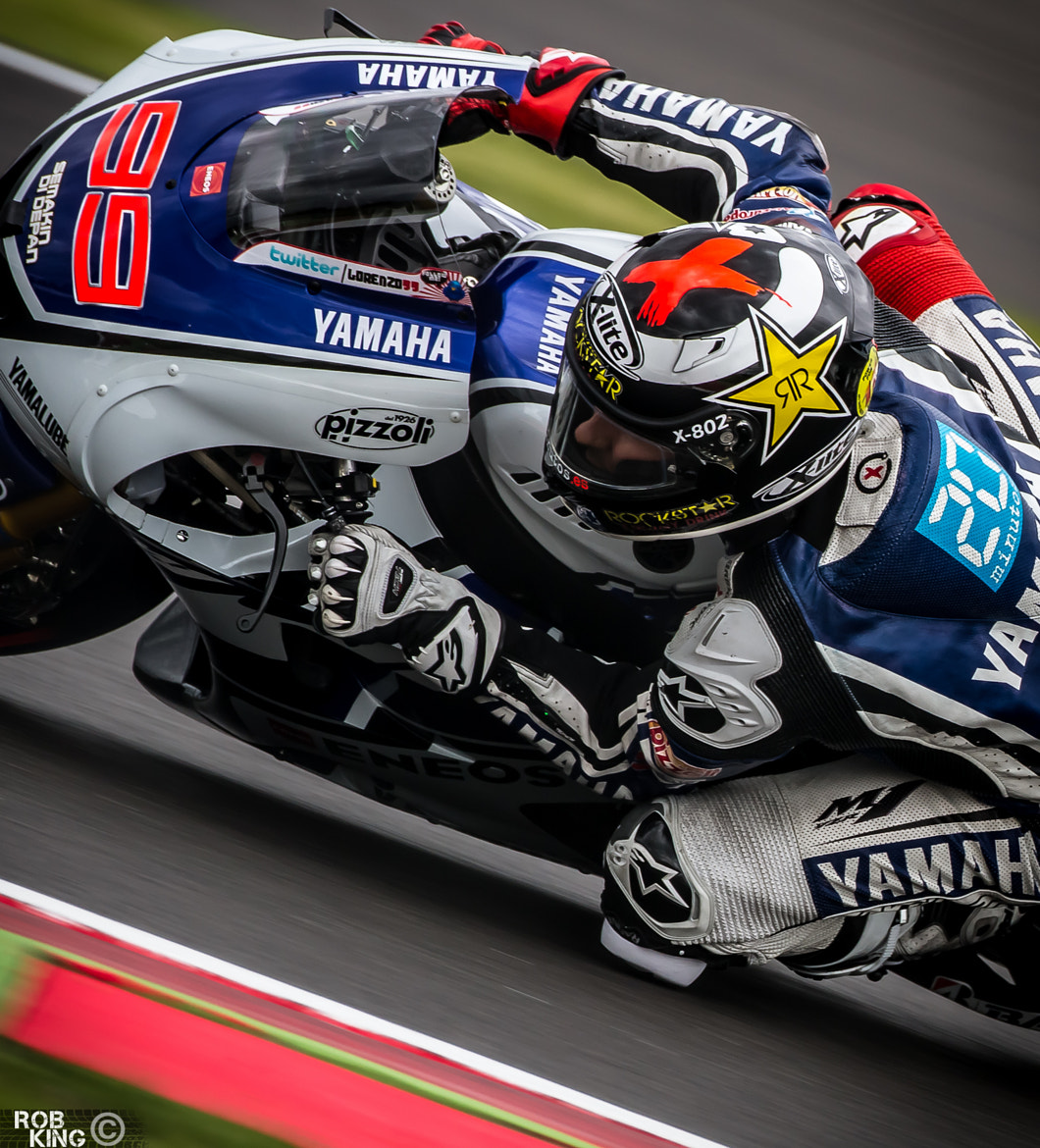 Photograph Jorge Lorenzo by Robert King on 500px