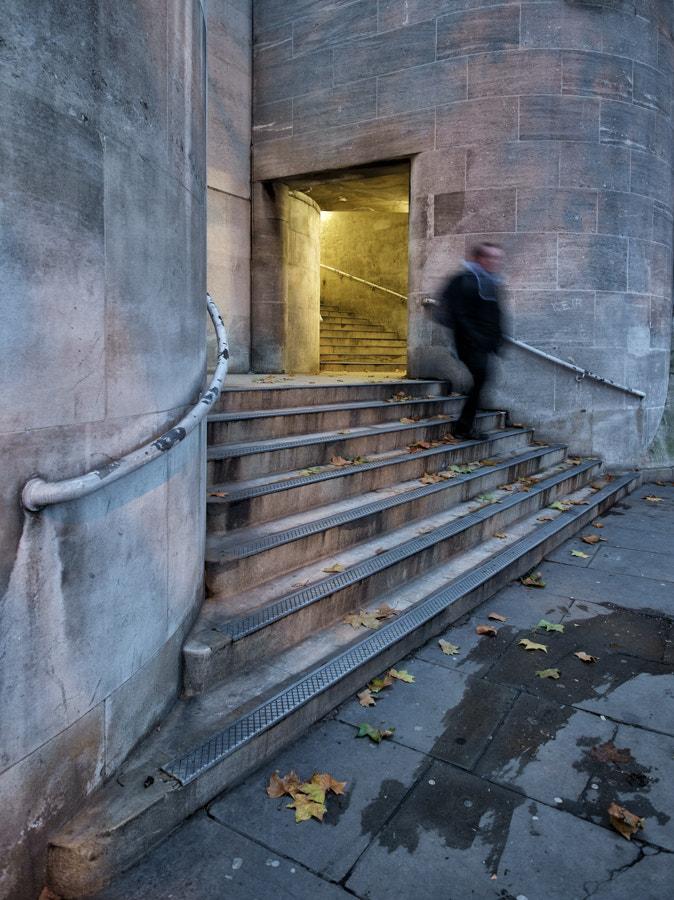 Steps, Victoria Embankment