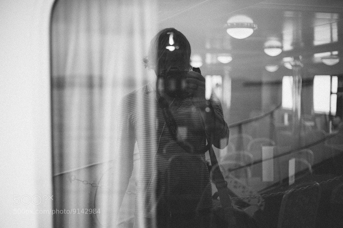Photograph self portrait by Denis Kollassa on 500px