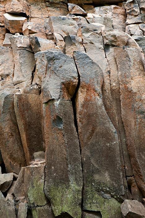 Photograph Columnes de basalt by Miquel Bohigas on 500px