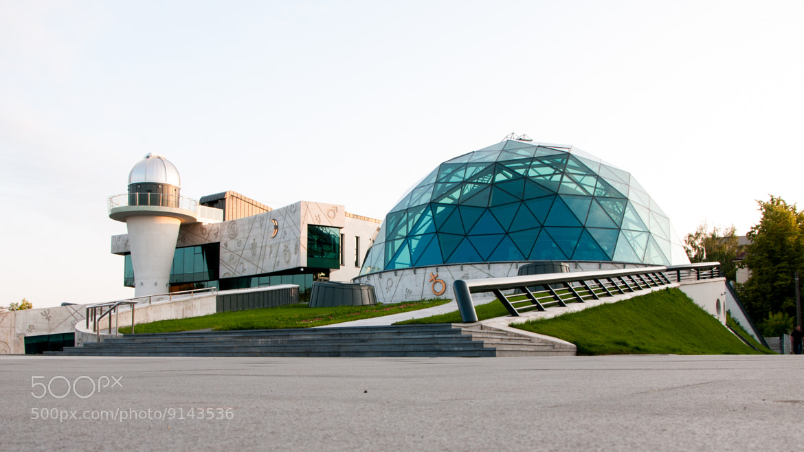 Photograph Planetarium by Artyom Dyakiv on 500px