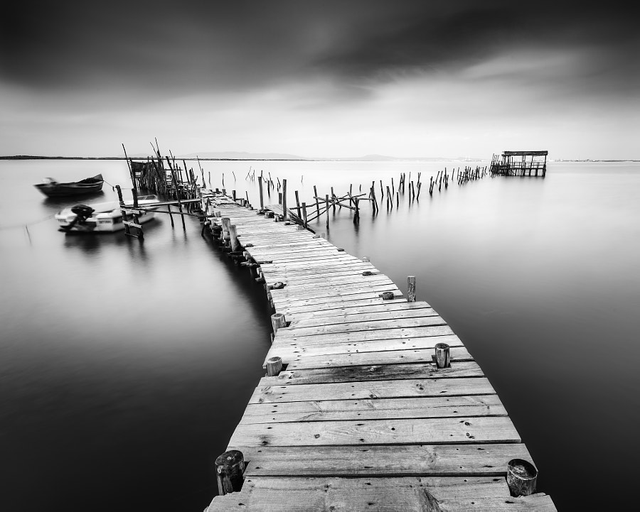 Photograph Wood & water II by Ramón Menéndez Covelo on 500px