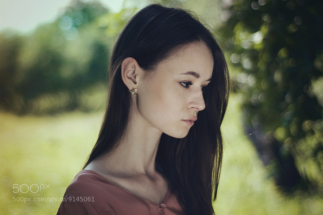 Photograph Zhenya by Varya Angie on 500px