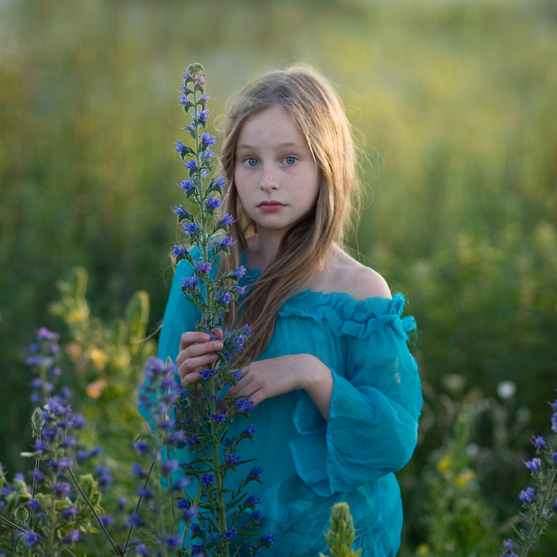 Photograph On The Meadow by Magdalena Berny on 500px