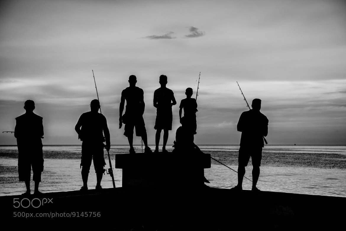 Photograph El Malecon by Leandro Doeyo on 500px
