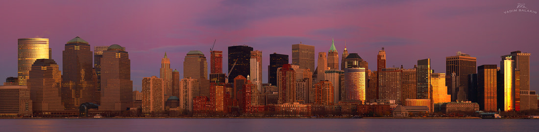 Photograph Leaving New York, never easy... by Vadim Balakin on 500px
