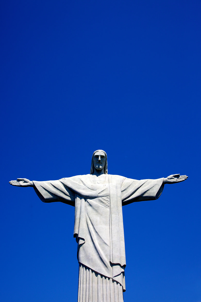 Photograph Christ the Redeemer by Steven Parker on 500px
