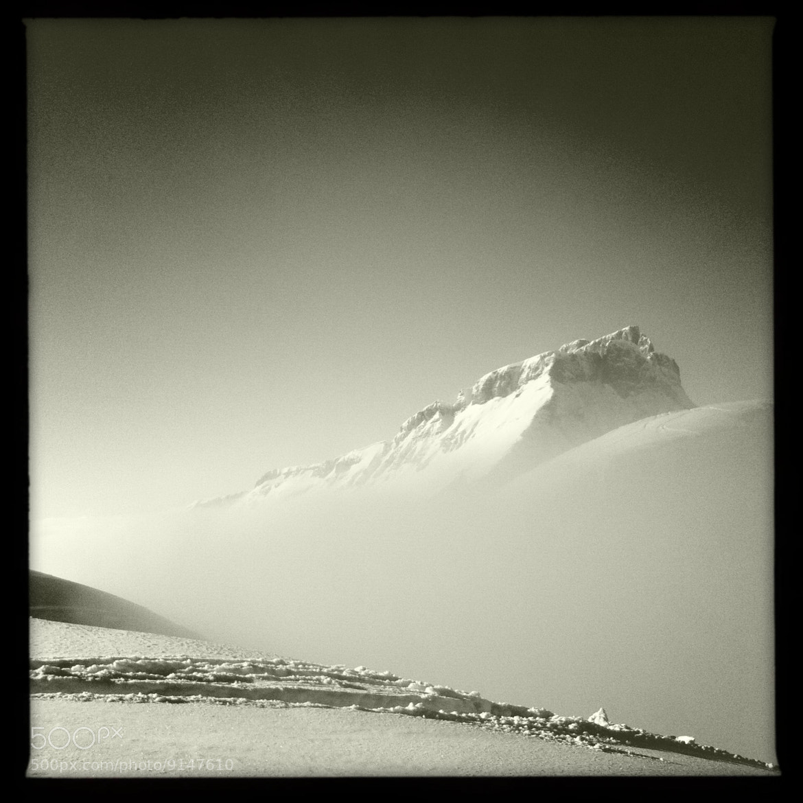 Photograph HipstaMountain by Matthias Wirth on 500px