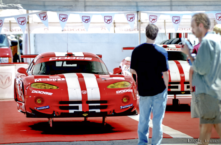 2000 American Le Mans GTS-R Dodge Viper Team Oreca