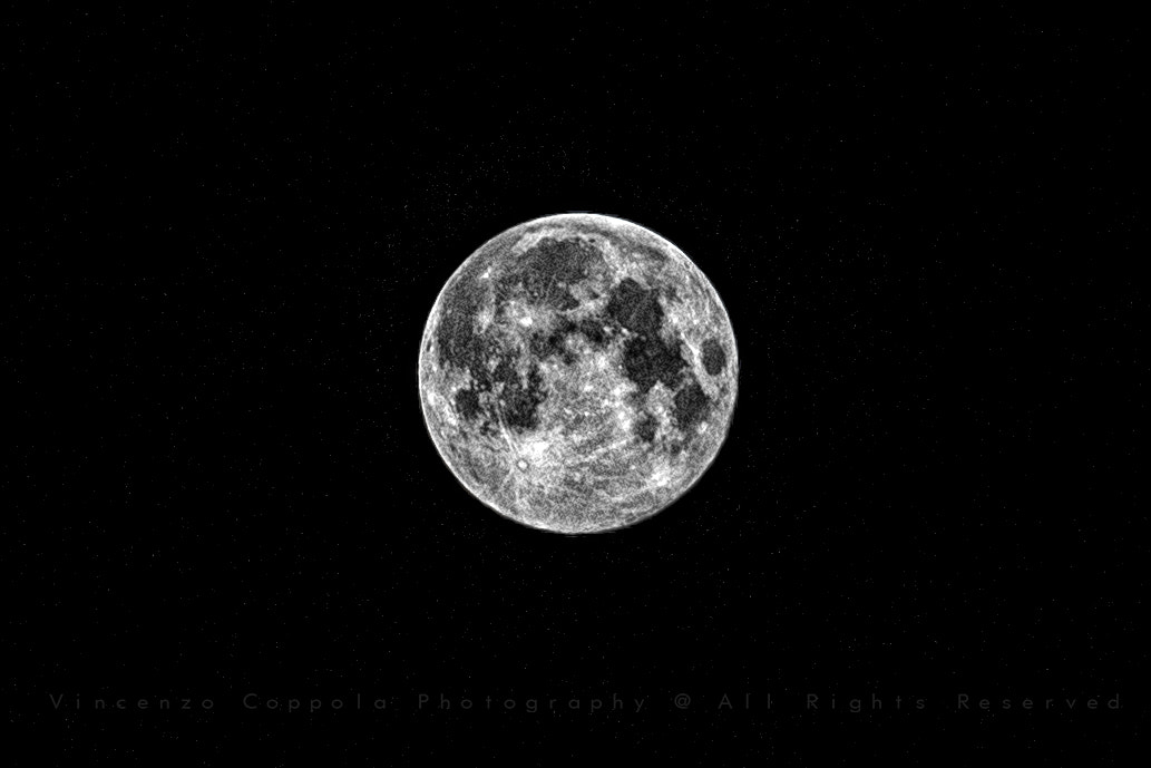 Photograph Moon Light by Vincenzo Coppola on 500px