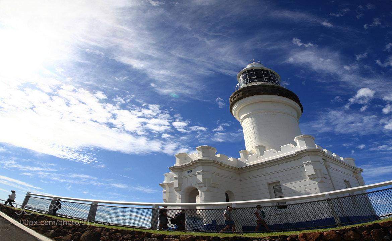Photograph Byron Bay Lighthouse by Edan Chapman on 500px