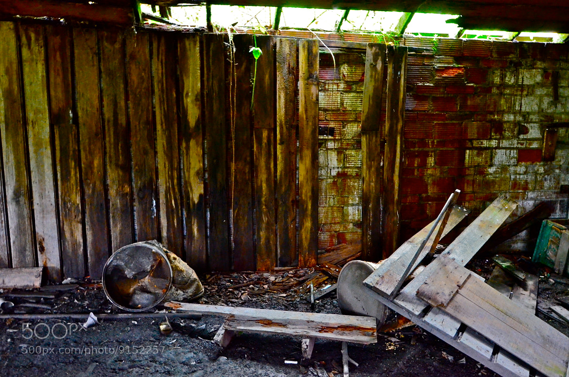 Photograph Urban Exploration Abandoned Farm 02 by Dan Morrill on 500px