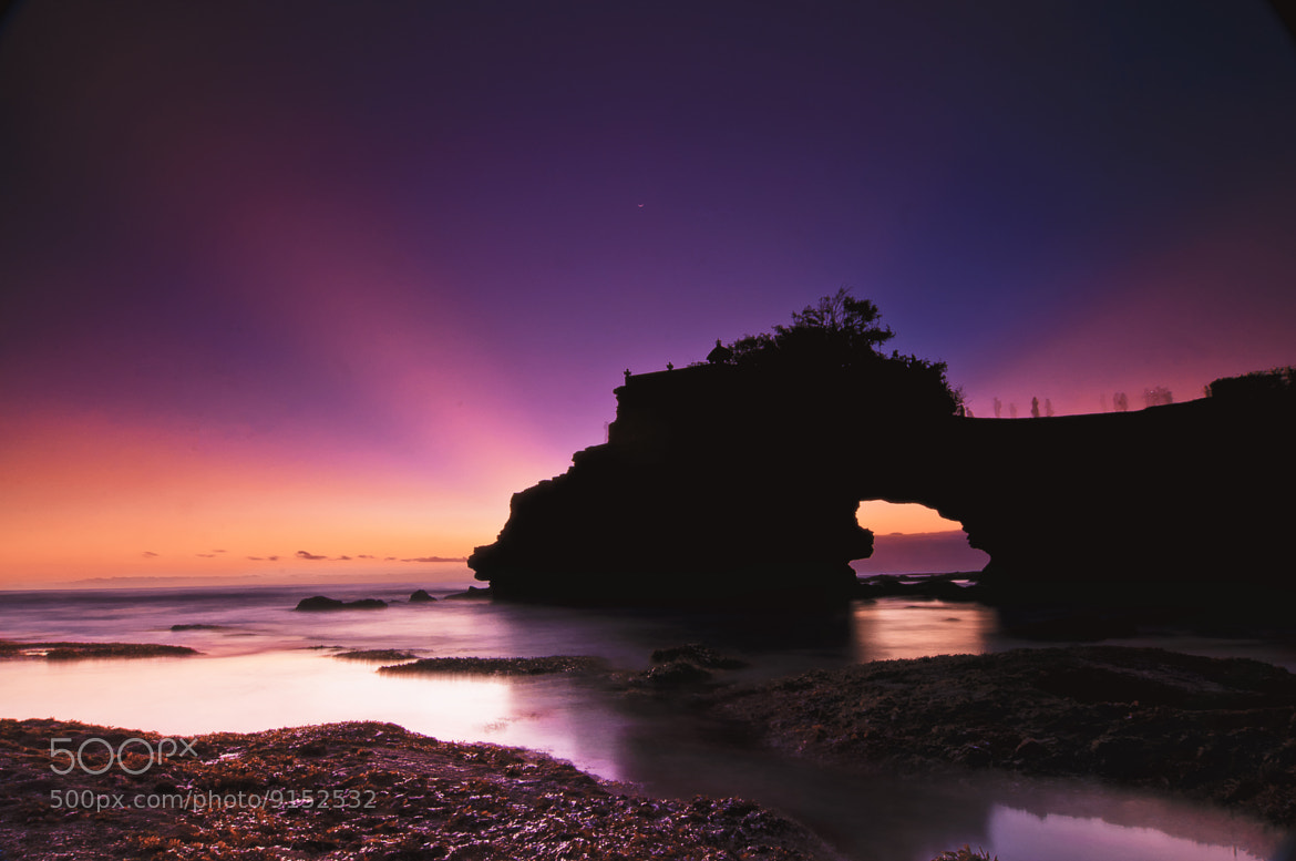 Photograph Sunrise at Karang Bolong by abdul azis on 500px