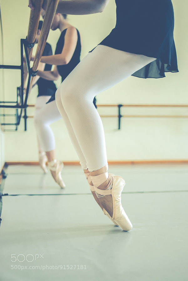Photograph Dance Class by M.A. Cabrera Luengo on 500px