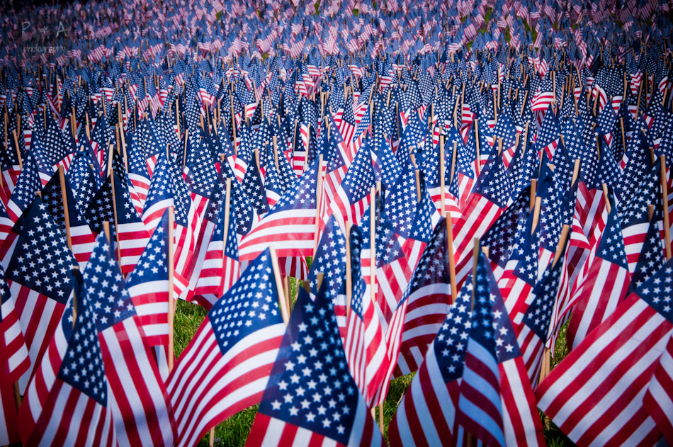 Photograph Happy July 4th by Ankur Agarwal on 500px