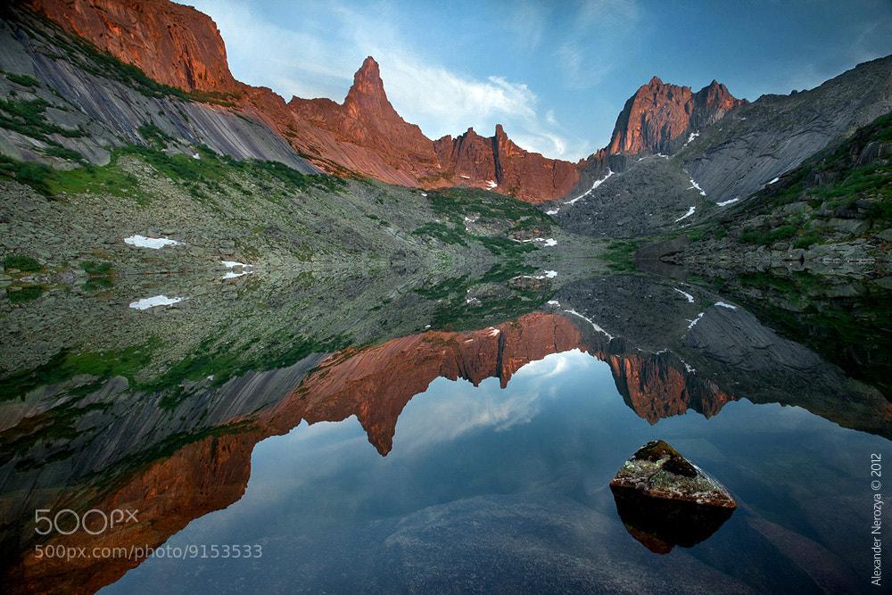 Photograph Lake of Mountain Spirits by Alexander Nerozya on 500px