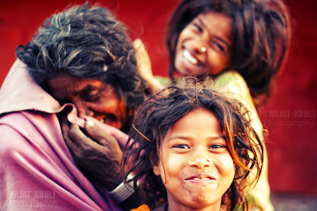 Photograph We are Happy by Rajat Kohli on 500px