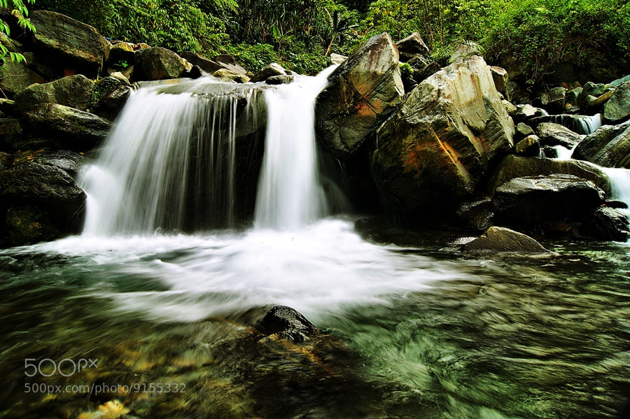 Photograph Fresh of Summer Water by Sengkiu Pasaribu on 500px