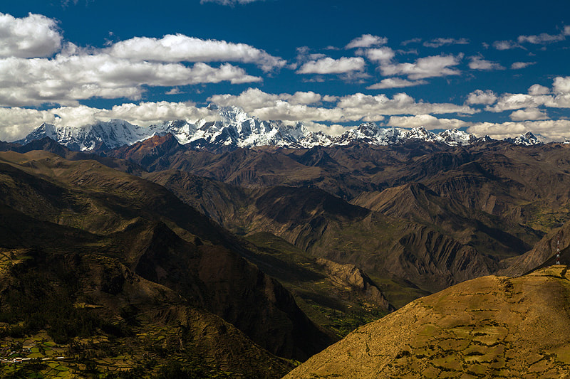 Photograph Cordillera Huayhuash by Teo Teo on 500px
