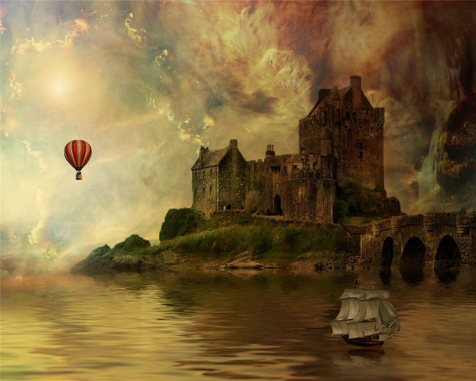 Photograph fantasy world by Natali Orion on 500px