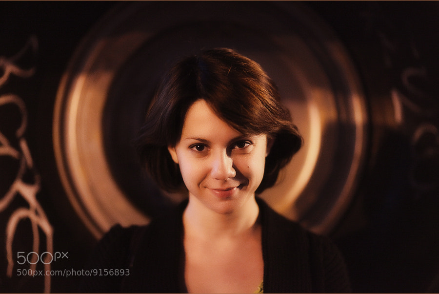 Photograph Ann by Vadik . on 500px