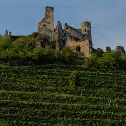 Burgruine Seftenberg