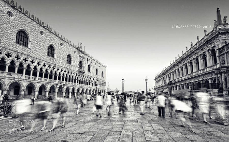 Photograph VENICE RUN by GIUSEPPE GRECO on 500px